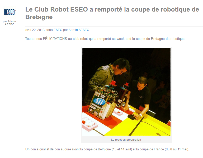 AESEO2013