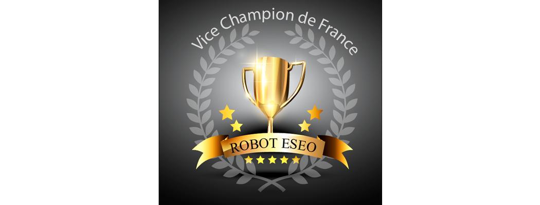 Vice-Champion de France 2015